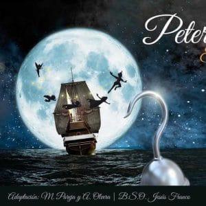 """Cartel """"Peter Pan, el musical"""""""
