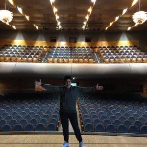 """""""Peter Pan, el musical"""". Teatro fundación Ávila. Ávila."""
