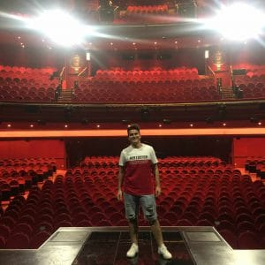 Teatro Coliseum. Madrid, Gran vía.