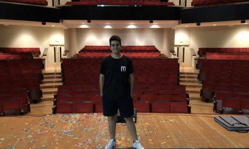 """""""We love queen"""". Teatro Tomelloso. Albacete."""